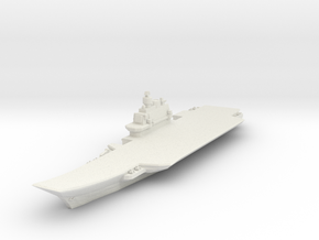 Admiral Kuznetsov 1/2400 in White Natural Versatile Plastic