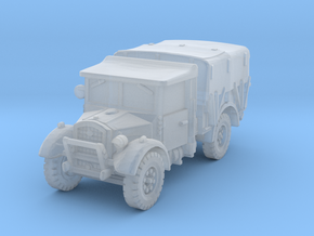 Fordson WOT-2F (closed) 1/220 in Smooth Fine Detail Plastic