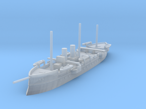 1/1250 Aragon Class Cruiser in Smooth Fine Detail Plastic