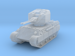 Flakpanzer V Coelian 1/144 in Smooth Fine Detail Plastic