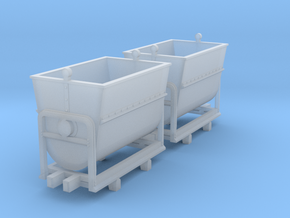 gb-87-guinness-brewery-ng-tipper-wagon in Smooth Fine Detail Plastic