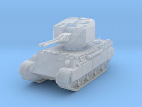 Flakpanzer V Coelian 1/160 in Smooth Fine Detail Plastic