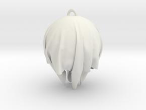 Ghost Cloth in White Natural Versatile Plastic