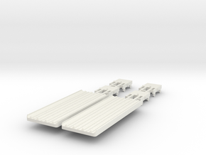 gb-87-guinness-brewery-ng-bogie-wagon in White Natural Versatile Plastic