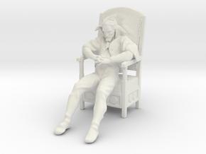 Printle C Homme 1405 - 1/24 - wob in White Natural Versatile Plastic