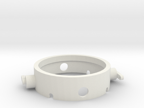 Casing adapter for BG24H 1200mm in White Natural Versatile Plastic