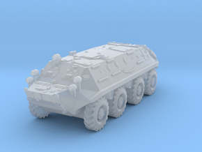 BTR-60PA 1963 in Smoothest Fine Detail Plastic: 1:200