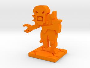 PixFig: IMP in Orange Processed Versatile Plastic