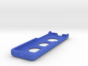 Apple TV V4 Remote Case in Blue Processed Versatile Plastic