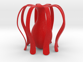 Vase 1130 Smaller in Natural Full Color Sandstone