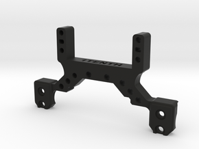 Servo on Axle V2 w Truss for Enduro Axles in Black Natural Versatile Plastic