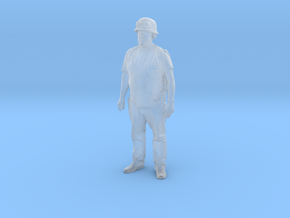 Printle C Homme 1647 - 1/48 - wob in Smooth Fine Detail Plastic