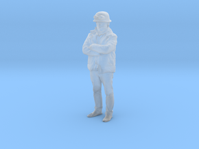 Printle C Homme 1651 - 1/48 - wob in Smooth Fine Detail Plastic