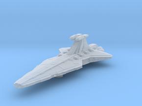 Micromachine Star Wars Venator class in Smooth Fine Detail Plastic