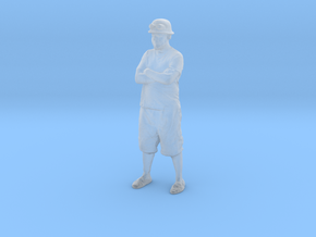 Printle C Homme 1656 - 1/48 - wob in Smooth Fine Detail Plastic