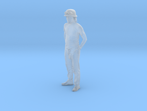Printle C Homme 1657 - 1/48 - wob in Smooth Fine Detail Plastic