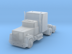 1:285 (6mm) Long Nosed Truck in Smooth Fine Detail Plastic