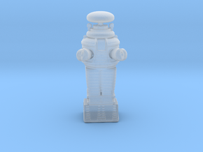 Lost in Space Robot - Polar Lights - 1.30 inches in Smooth Fine Detail Plastic