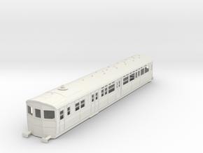 o-43-gwr-diag-q-steam-railmotor1 in White Natural Versatile Plastic