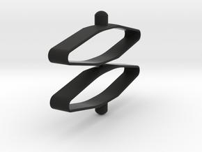 ITIWIT paddle spring in Black Natural Versatile Plastic