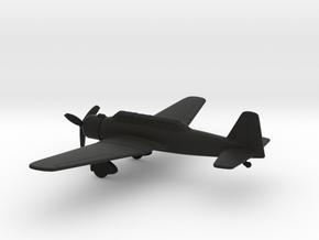Mitsubishi Ki-30 Ann in Black Natural Versatile Plastic: 1:160 - N