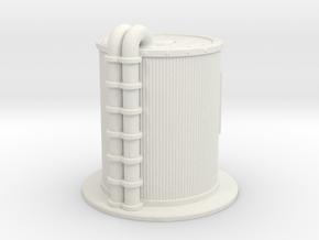 Oil Cistern 1/120 in White Natural Versatile Plastic
