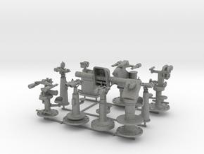 1/30 IJN Fire Control Binoculars SET in Gray PA12