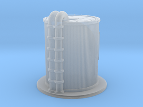 Oil Cistern 1/285 in Smooth Fine Detail Plastic