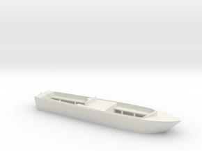 1/144 Sturmboot 42 in White Natural Versatile Plastic