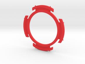 Bey Vortex Ape Attack Ring sub in Red Processed Versatile Plastic