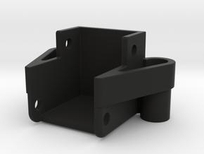 Kyosho Shadow, Aero Streak Front Body Mount PN# SB in Black Natural Versatile Plastic