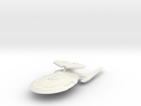 Wolf Class Refit in White Strong & Flexible