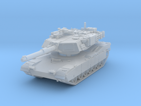 M1A1 AIM Abrams (late) 1/144 in Smooth Fine Detail Plastic