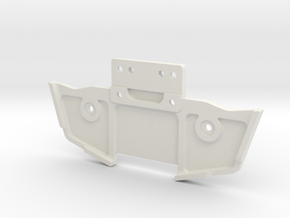 Enzo - Renfort & support carrosserie in White Natural Versatile Plastic