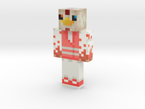GeFoRcefx | Minecraft toy in Glossy Full Color Sandstone