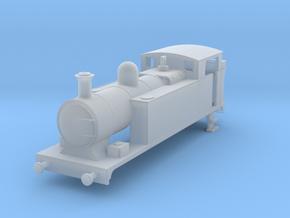 b148fs-pdswjr-0-6-2T-loco in Smooth Fine Detail Plastic