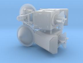 Radar van Speijk class - 2X - 1:100 in Smooth Fine Detail Plastic