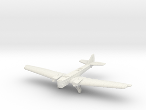 1/285 (6mm) Tupolev TB-1 in White Natural Versatile Plastic