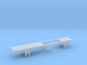 jenny lind chassis in Smooth Fine Detail Plastic