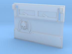 Terror Marines Metal Box APC front #3 in Smooth Fine Detail Plastic