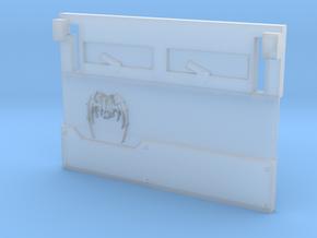Terror Marines Metal Box APC front #4 in Smooth Fine Detail Plastic