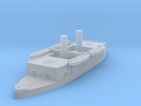 1/1250 Cabral Class Ironclad  in Smooth Fine Detail Plastic