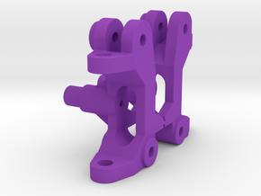 Nikko Dictator Radio Shack Desert Viper Front Cast in Purple Processed Versatile Plastic
