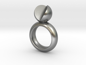 SIMPLY LOVE - size 8 in Natural Silver