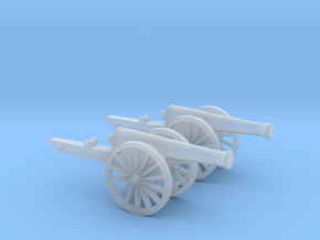 N TWO 24 LB SIEGE GUN in Smooth Fine Detail Plastic