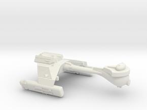 3125 Scale Klingon F5L Frigate Leader WEM in White Natural Versatile Plastic