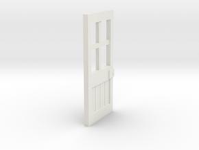 Thomas the Tank Engine Door 2 in White Natural Versatile Plastic: 1:32