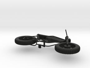 Vanara3 Ebike in Black Natural Versatile Plastic