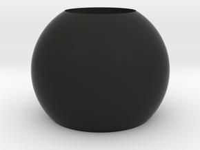 Acoustic Sphere for AKG ck26 (40mm diameter) in Black Natural Versatile Plastic
