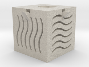 Fifth element l Antivirus in Natural Sandstone: Medium